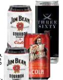 Bourbon & Cola von Jim Beam