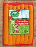Würstchen von Eberswalder