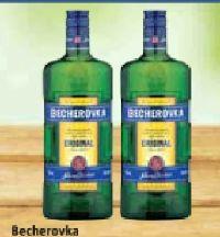 Becherovka Kräuterlikör von Jan Becher