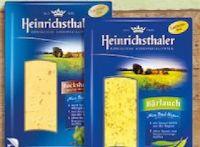 Käsespezialitäten von Heinrichsthaler