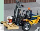 Technic Schwerlast Gabelstapler 42079 von Lego