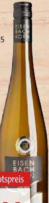 Riesling Blauschiefer von Weingut Eisenbach Korn