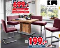 Eckbank von Komfort & Wohnen