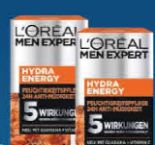Hydra Energy Gesichtscreme von L'Oréal Men Expert