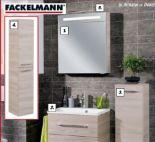 Badmöbelserie B-Clever von Fackelmann