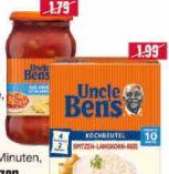 Spitzenlangkorn-Reis von Uncle Ben's