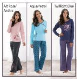 Damen Pyjama von ElleNor