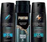 Deodorant & Bodyspray von Axe