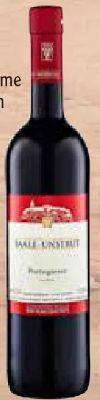 Wein von Saale-Unstrut