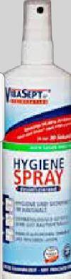 Hygiene Spray von VibaSept