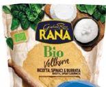 Bio Vollkorn Pasta von Giovanni Rana