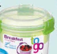 Breakfast to go von Sistema