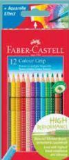 Grip Colour Buntstifte von Faber-Castell