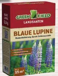 Blaue Lupine von Green Field Landsaaten