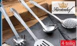 Küchenhelferset 4-tlg. von Fürstenhof