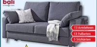 Funktionssofa Franziska von Bali Möbel
