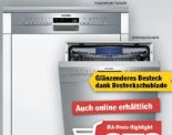 Einbau-Geschirrspüler SN536S01KE von Siemens