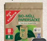 Bio Müll-Papiersäcke von Gut & Günstig