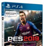PS4 Spiel Pes 2019 von PlayStation 4