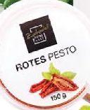 Rotes Pesto von Zurheide