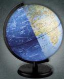 Tag und Nacht Globus von Kosmos