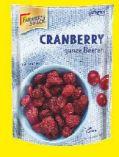 Cranberries von Farmer's Snack