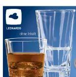 Trinkglas von Leonardo