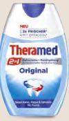 2in1 Zahncreme+Mundspülung von Theramed
