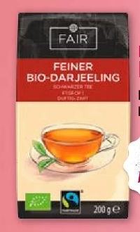 Feiner Bio-Darjeeling von Fair