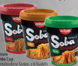 Soba Cup von Nissin