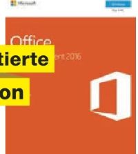 Software Office Home & Student von Microsoft