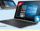 Convertible Notebook Pavilion X360 15-br001ng von Hewlett Packard (HP)