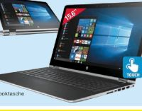 Convertible Notebook Pavilion X360 15-br001ng von Hewlett Packard (HP)