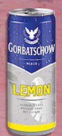 Wodka & Lemon von Wodka Gorbatschow