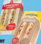 Sandwich von Leerdammer