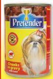 Brocken Hunde-Alleinfutter von Pretender