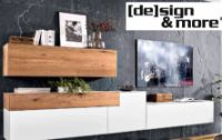 Wohnwand Oporto von Design & More