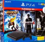 PS4 Bundle Slim von Sony