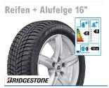 Blizzak LM-001 Evo Reifen + Alufelge von Bridgestone