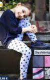 Kinder-Leggings von Zebralino