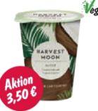 Bio-Kokosmilch Joghurt von Harvest Moon