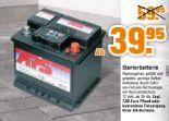 Starterbatterie von APS
