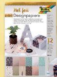 Hot Foil Designpapiere von Folia