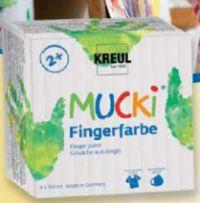 Mucki Fingerfarbe von Kreul