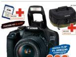 Digitale Spiegelreflex-Kamera EOS 2000D Value Kit (EF-S 18-55 mm IS II) von Canon