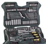 Steckschlüsselsatz 215 Teile von Brüder Mannesmann Werkzeuge