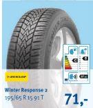 Winter Response 2 von Dunlop