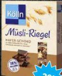 Müsliriegel von Kölln