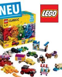Kreativ-Bauset Fahrzeuge 10715 von Lego