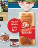 Sandwich von Lieken Urkorn